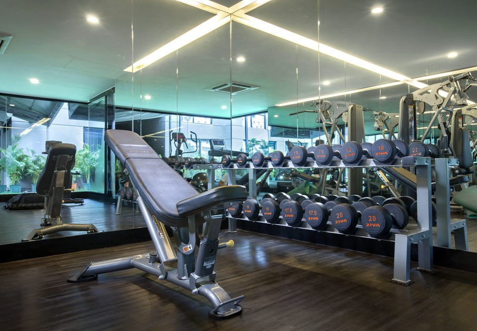 structure gym leisure sport venue physical fitness