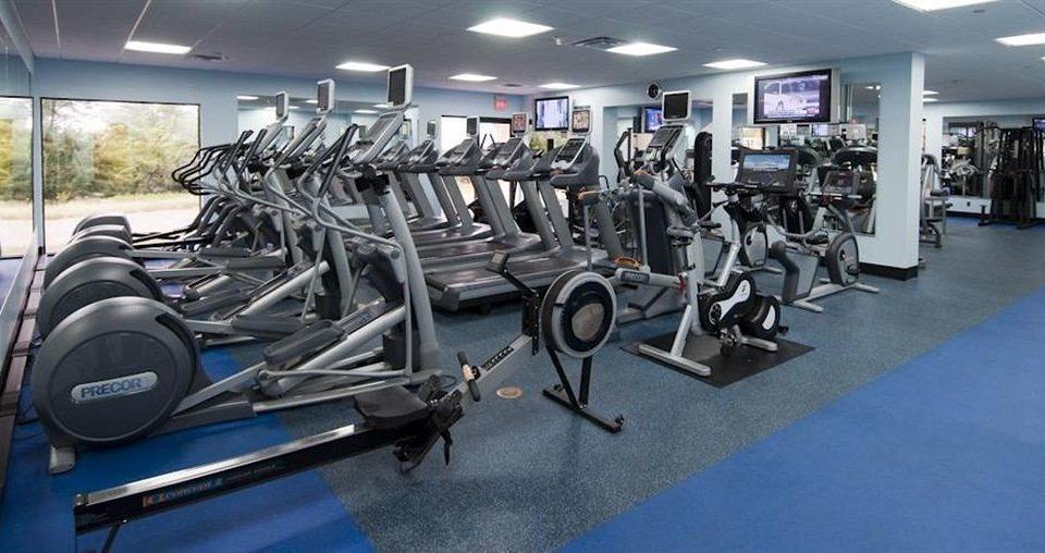 structure gym sport venue leisure