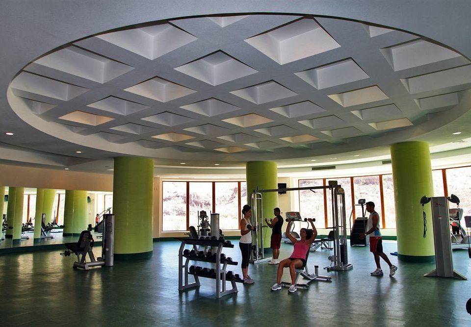structure leisure sport venue tourist attraction gym