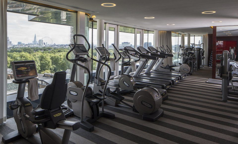 structure gym sport venue leisure