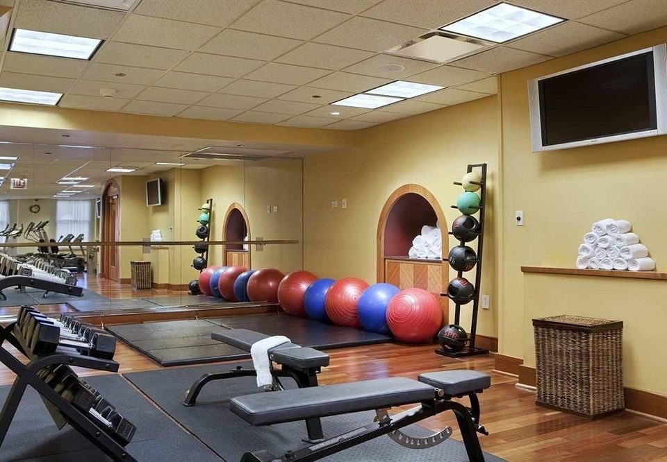 structure property sport venue recreation room gym physical fitness living room