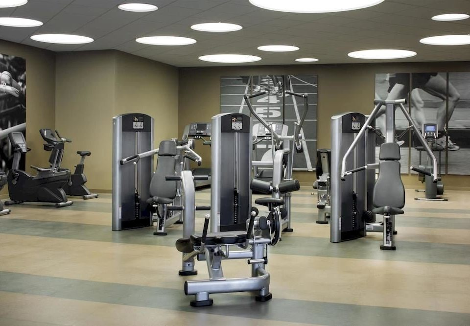 structure gym sport venue machine office