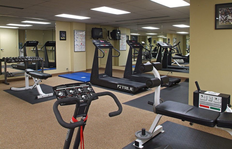 structure gym sport venue muscle physical fitness office