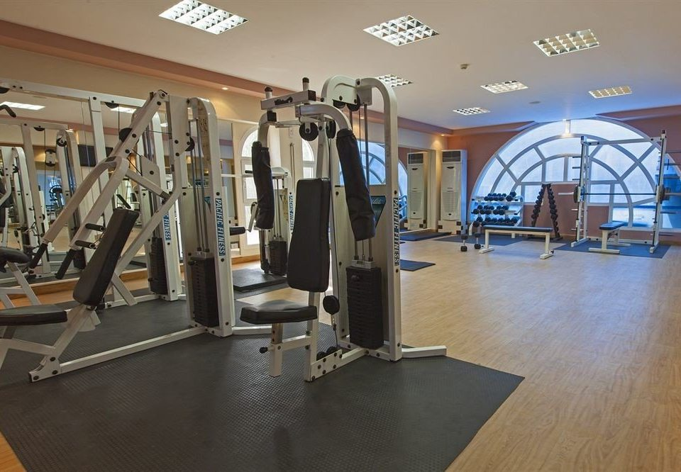 structure gym sport venue physical fitness muscle office