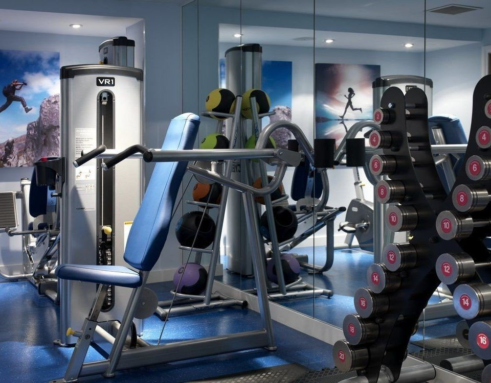 structure gym sport venue muscle physical fitness weight training