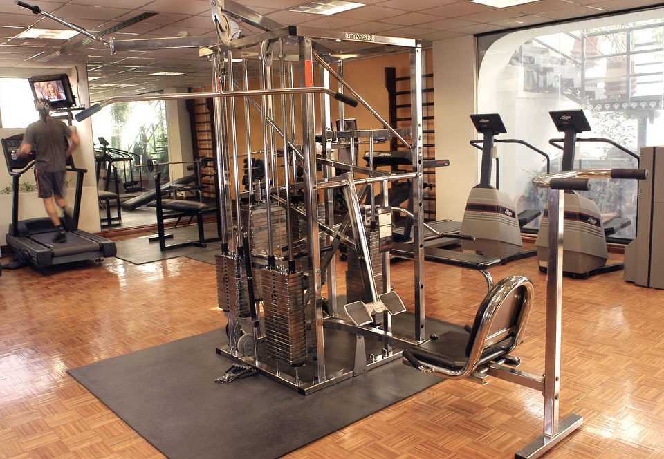 structure gym sport venue physical fitness muscle weight training