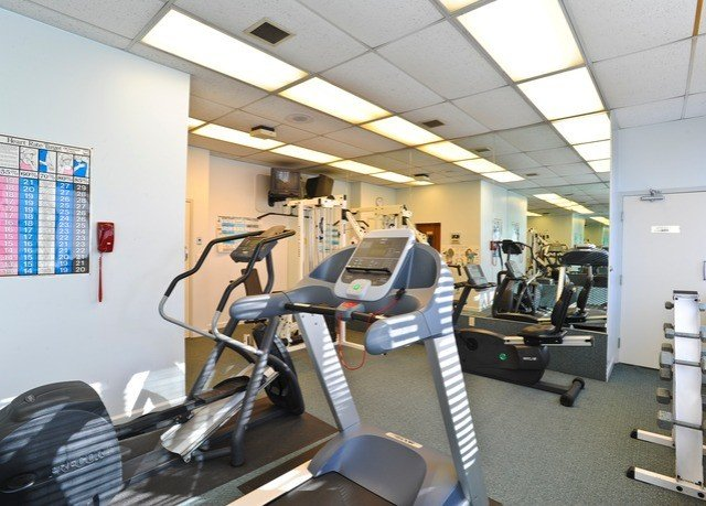 structure gym sport venue office physical fitness