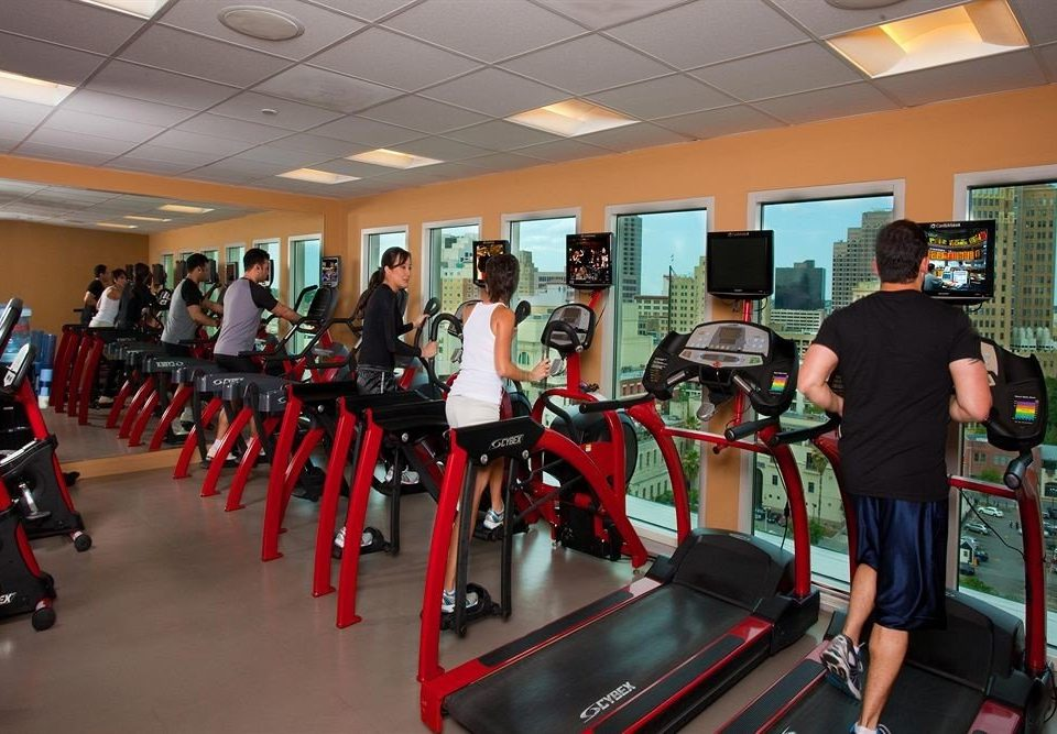 structure gym sport venue physical fitness sports physical exercise