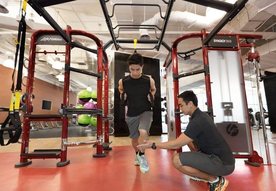 structure sport venue gym physical fitness vehicle