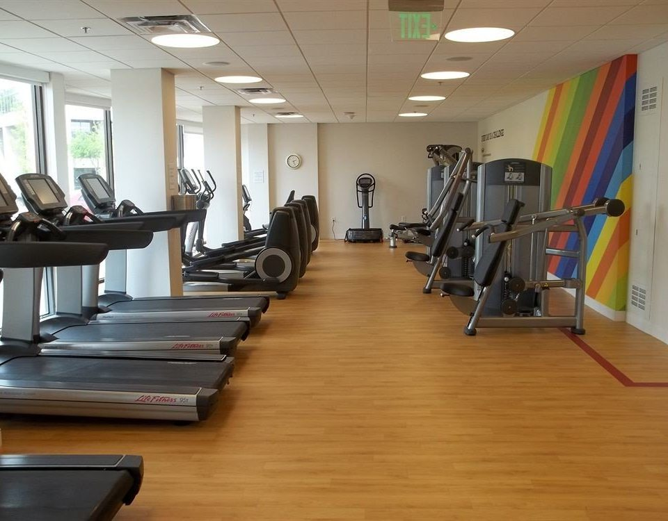 structure sport venue gym physical fitness
