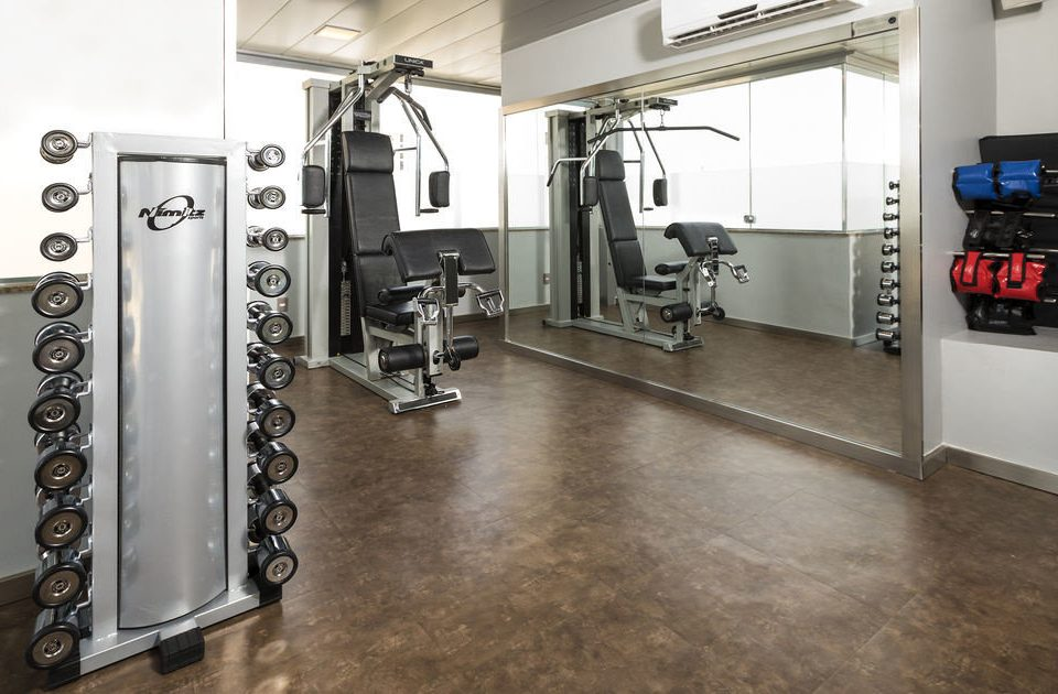 structure gym property sport venue