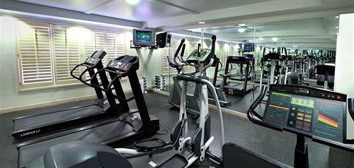 structure gym sport venue public transport