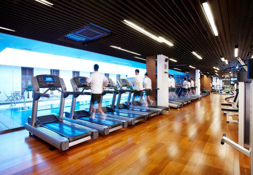 structure sport venue public transport gym