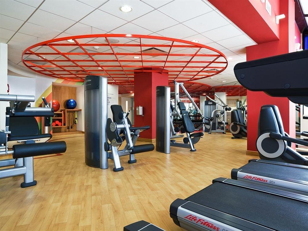 structure gym sport venue