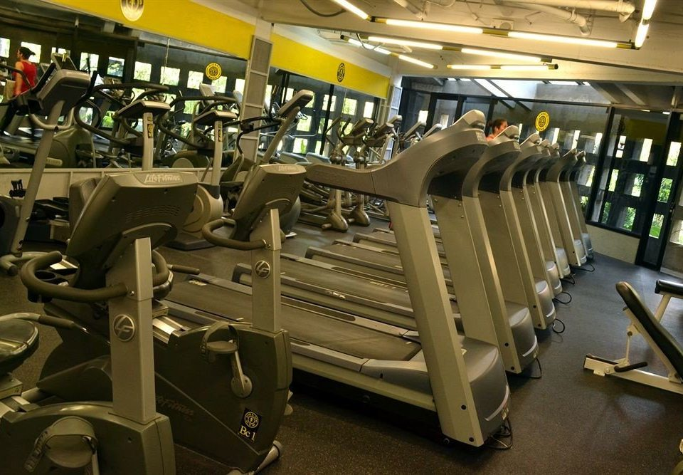 structure gym sport venue