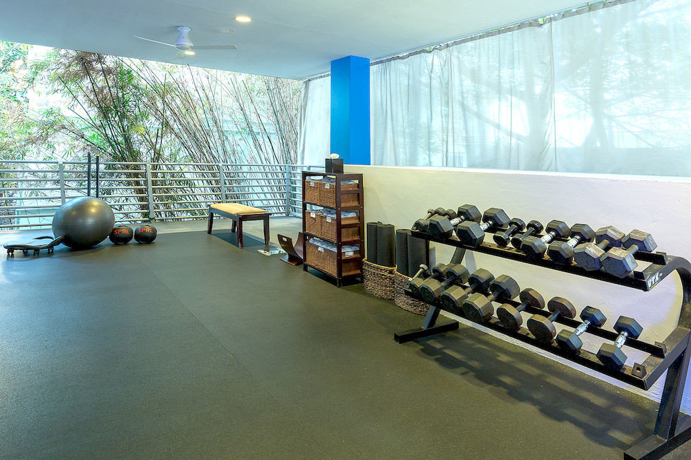 structure sport venue gym