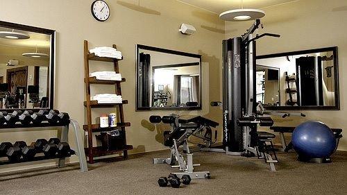 structure sport venue gym