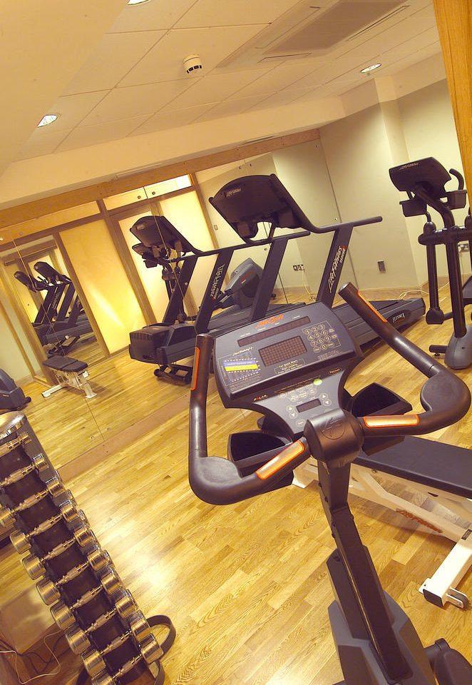 structure sport venue wooden gym