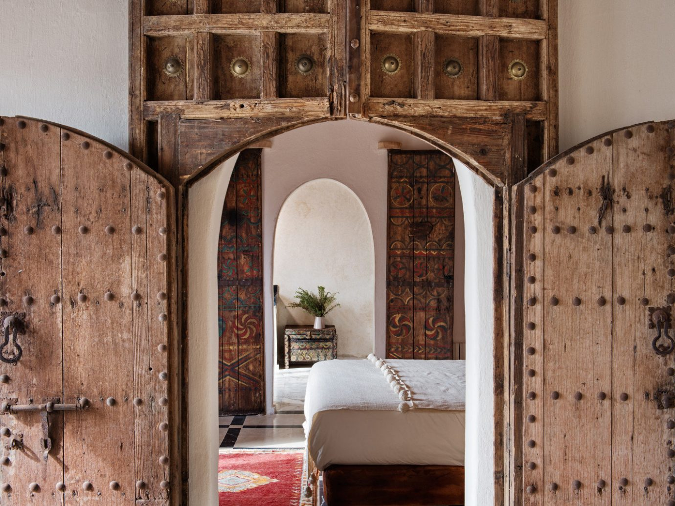 Arts + Culture Marrakech Morocco Style + Design interior design furniture home wood estate window door