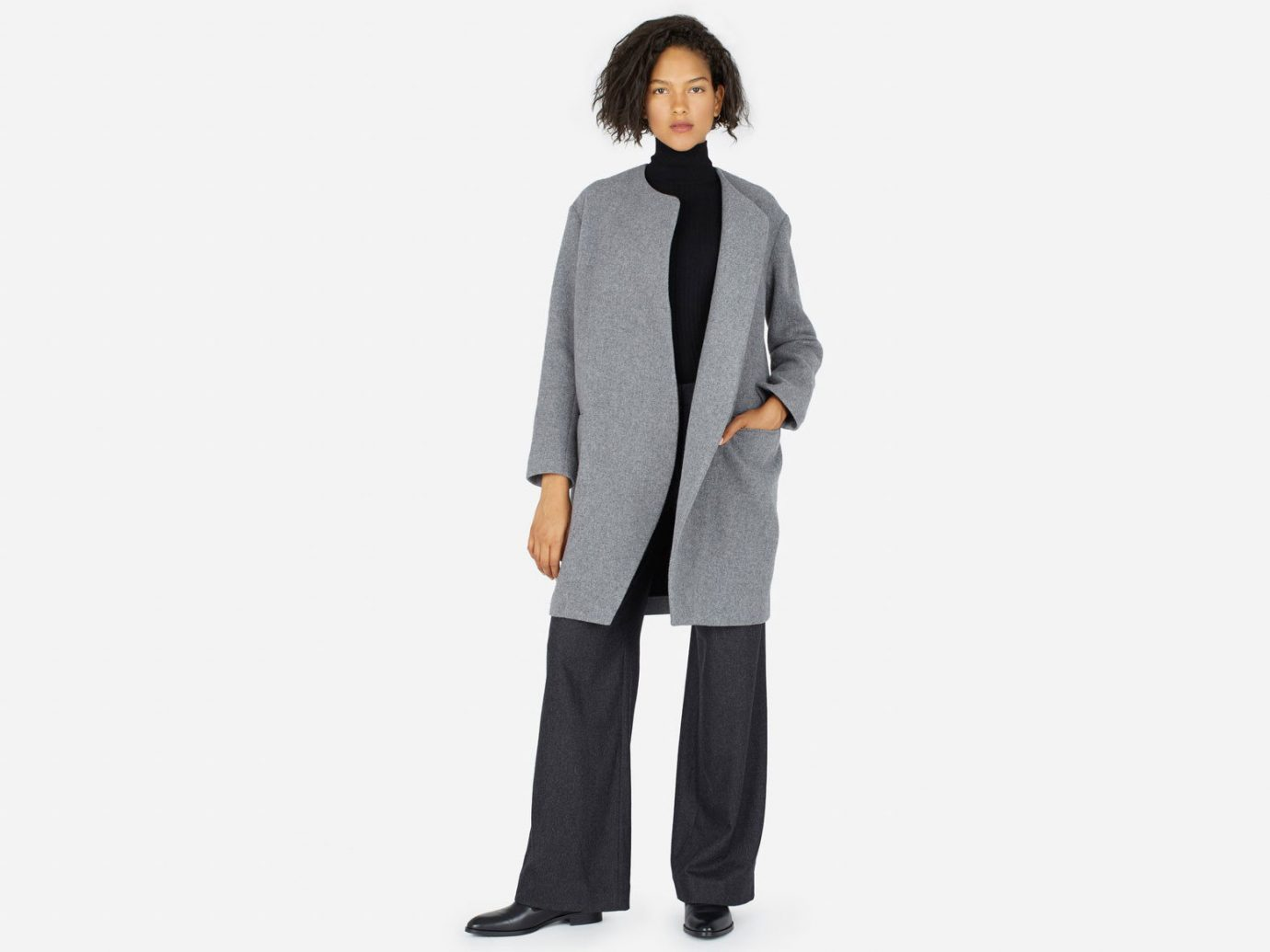 Style + Design clothing suit outerwear overcoat sleeve formal wear coat tuxedo wool jacket collar dressed