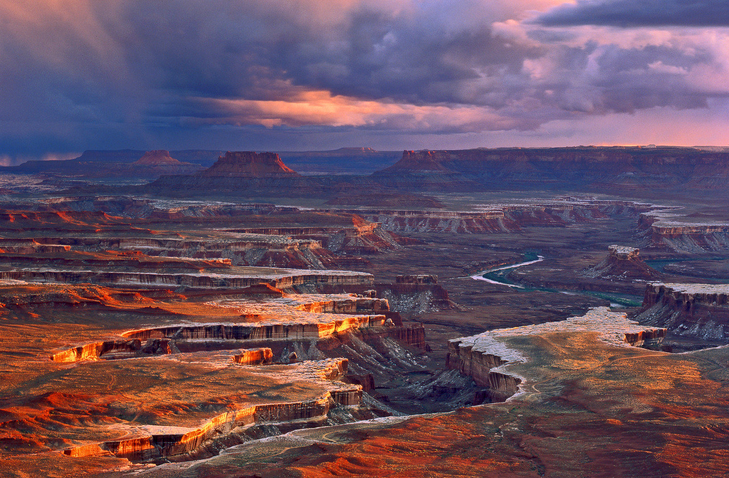 Countryside landscape national park Natural wonders Nature Offbeat Scenic views western valley canyon sky outdoor mountain landform geographical feature sunrise Sunset dawn cloud morning evening aerial photography dusk rock badlands clouds reflection butte plateau geology cloudy