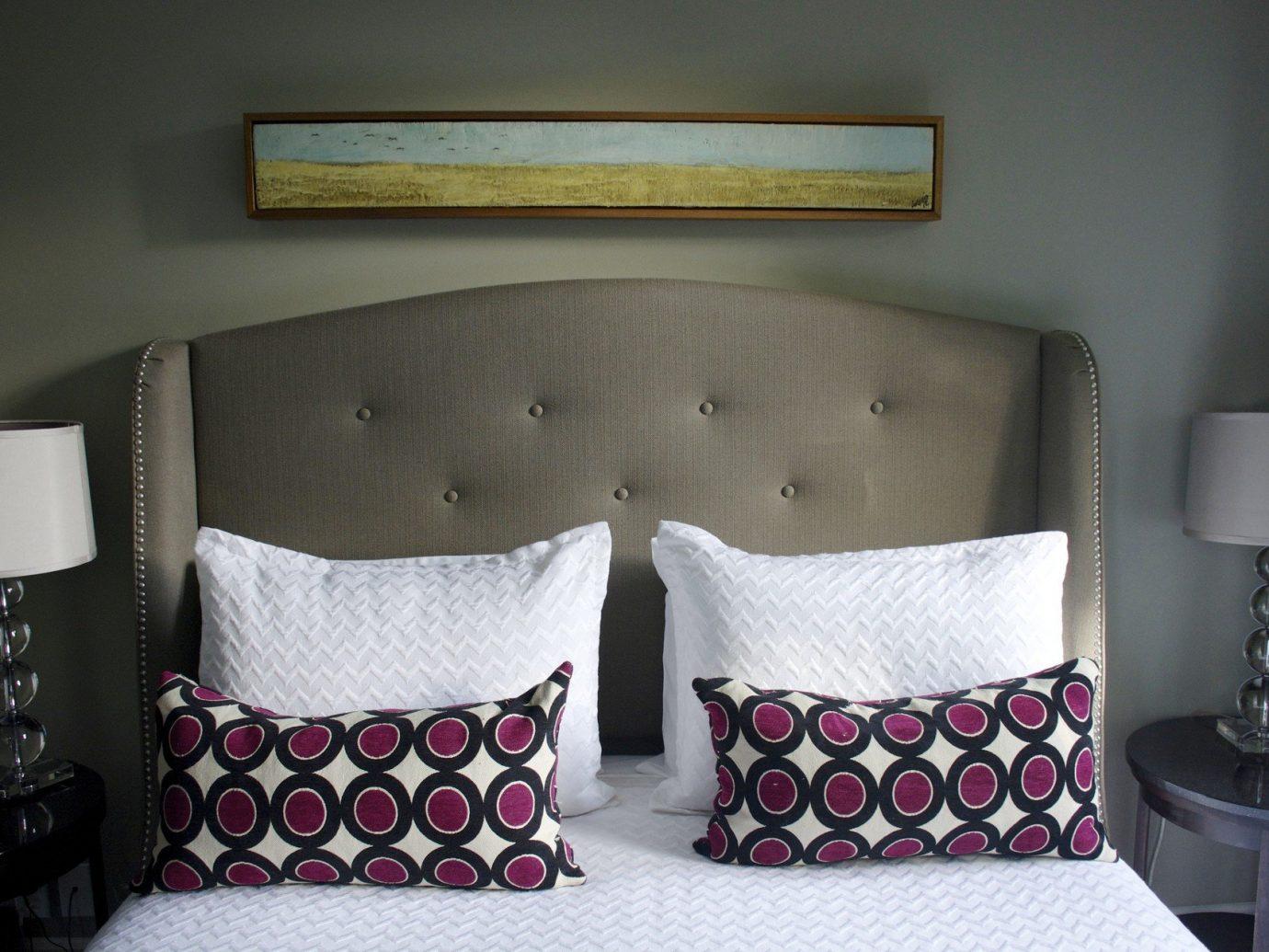 Jetsetter Guides wall indoor room furniture bed sheet interior design bed lighting Design Bedroom living room textile pattern