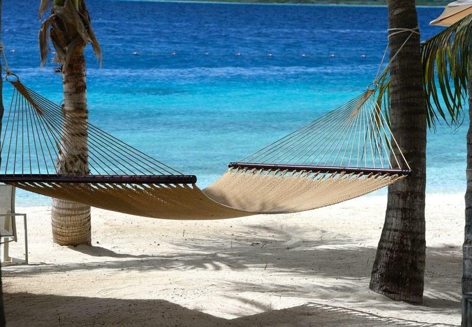 water hammock leisure shore