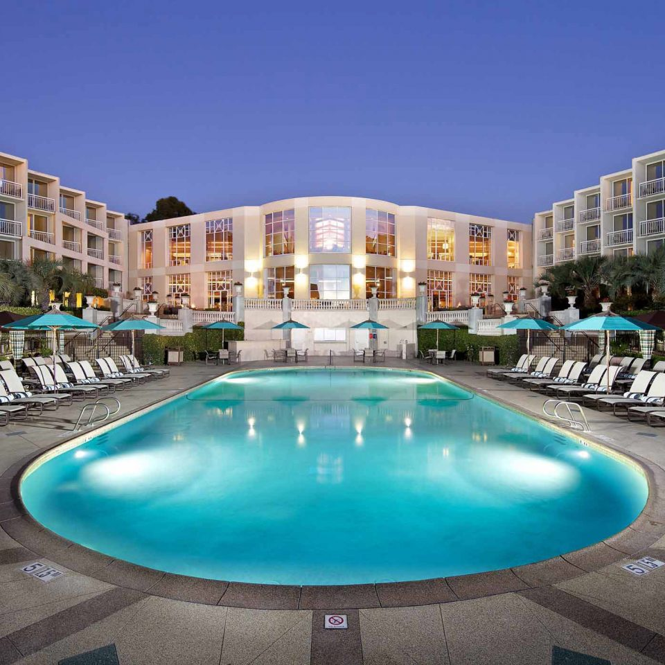 swimming pool Resort leisure property condominium plaza reflecting pool blue resort town Pool marina Harbor lined swimming