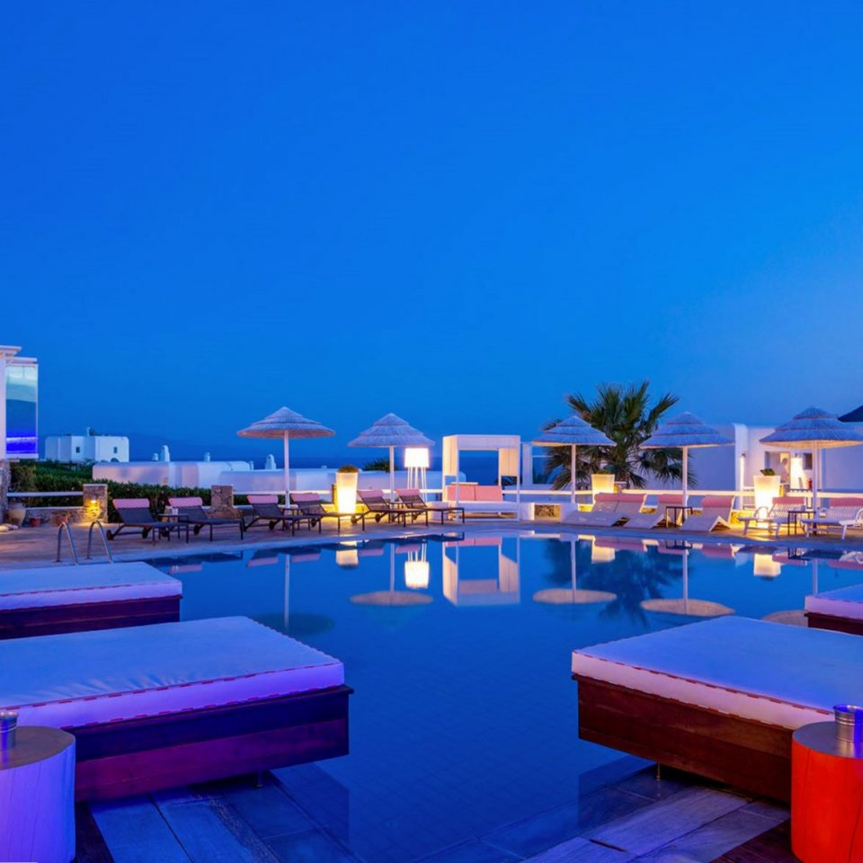 sky scene leisure swimming pool Resort blue Harbor