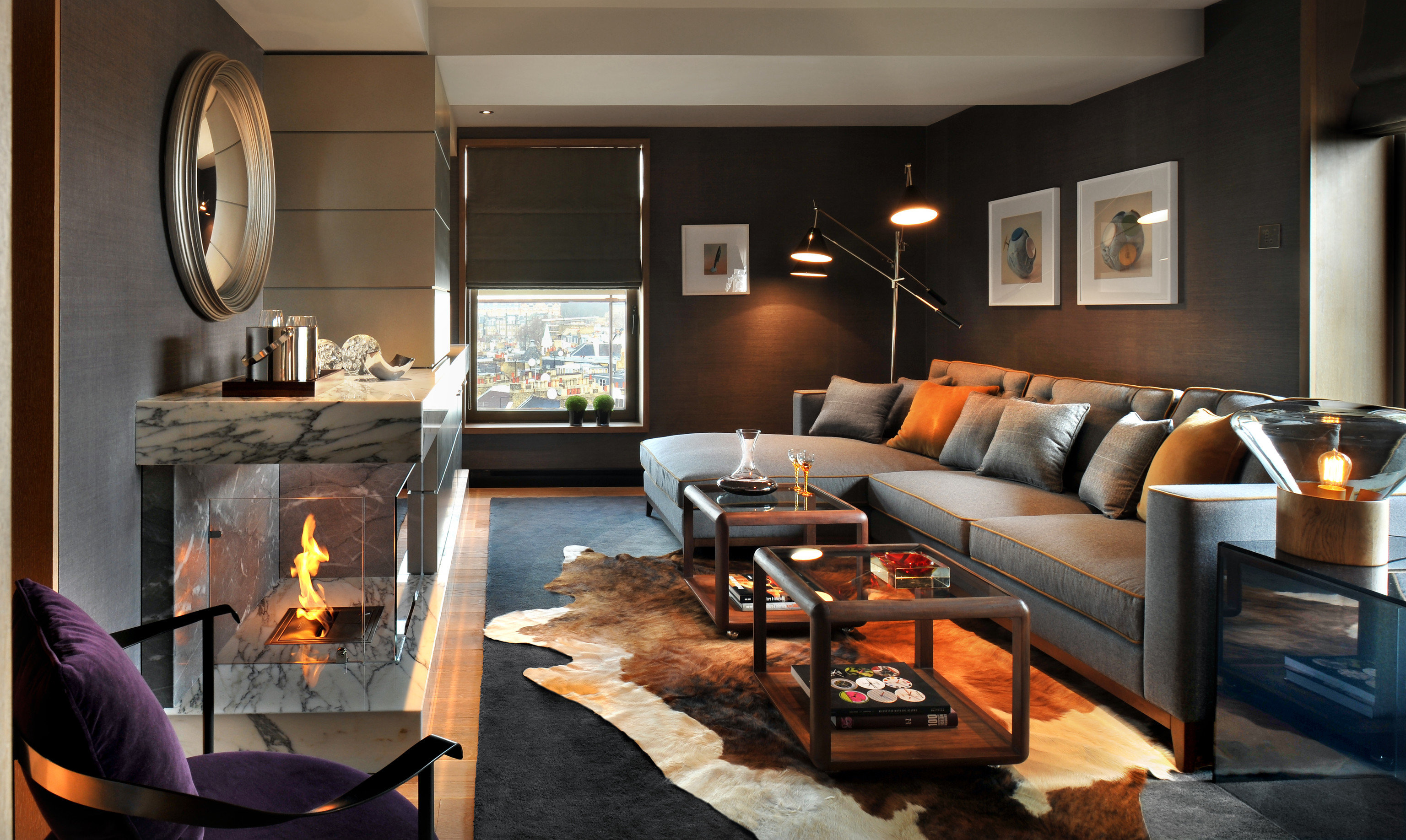 living room home hearth interior designer wood burning stove