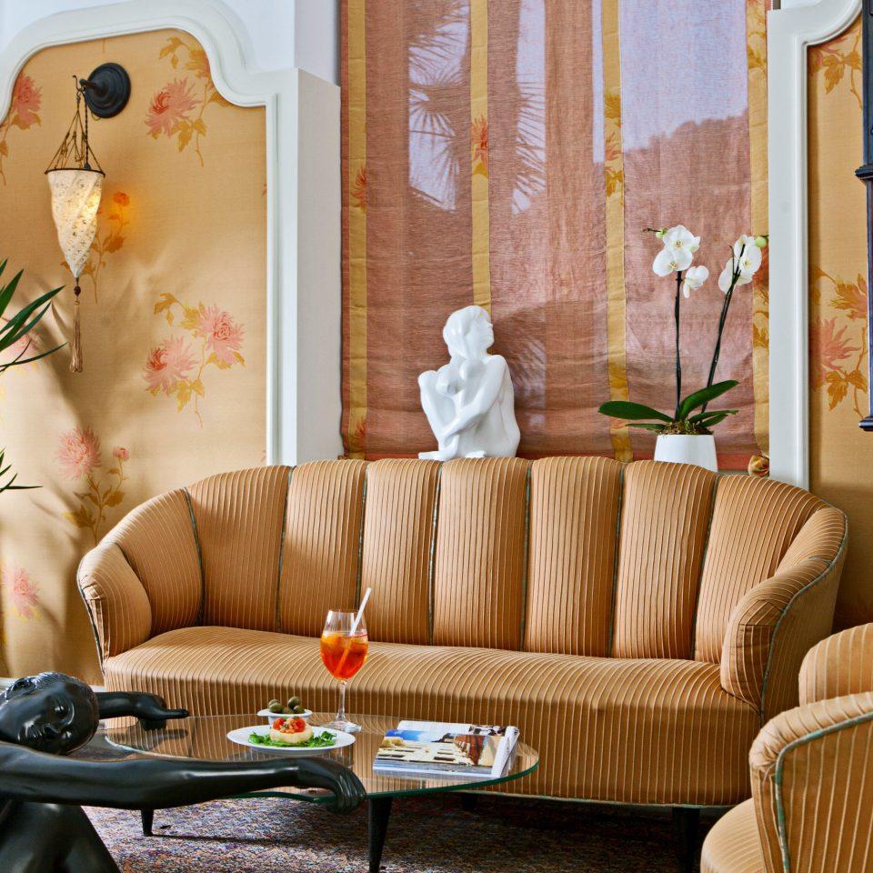 Hip color living room home sofa