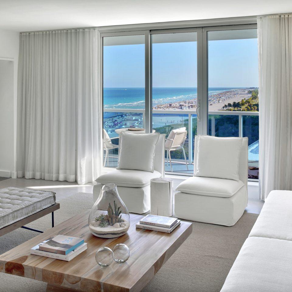Hip Hotels Lounge Luxury Scenic views living room property condominium home Suite window treatment