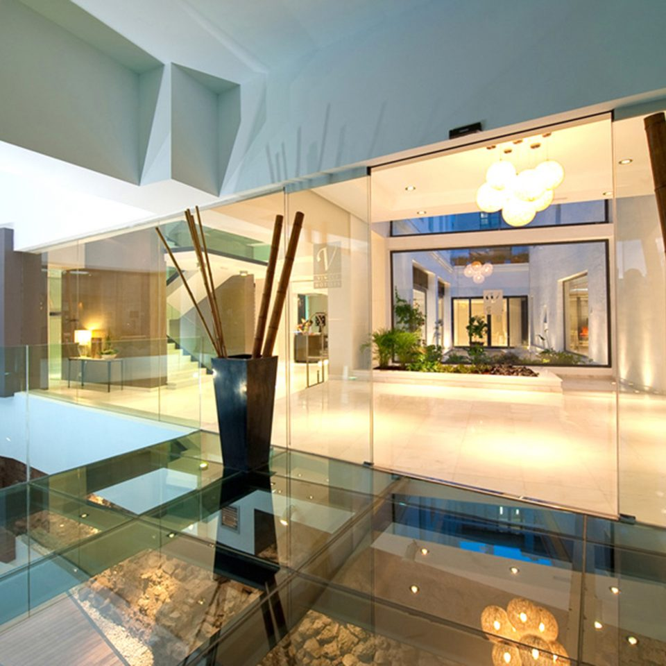Hip Lounge Luxury Modern property Lobby condominium lighting home mansion