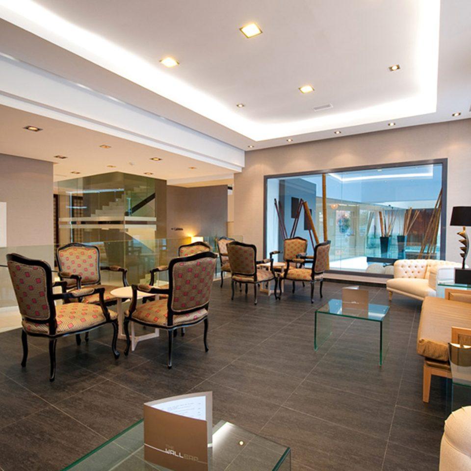 Hip Lounge Luxury Modern property Lobby condominium living room home Resort Suite