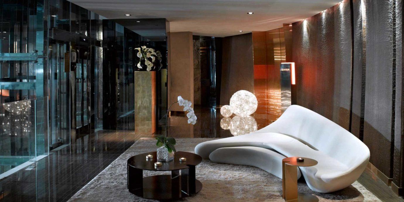 Hip Lounge Luxury Modern Lobby property home lighting condominium living room Suite mansion