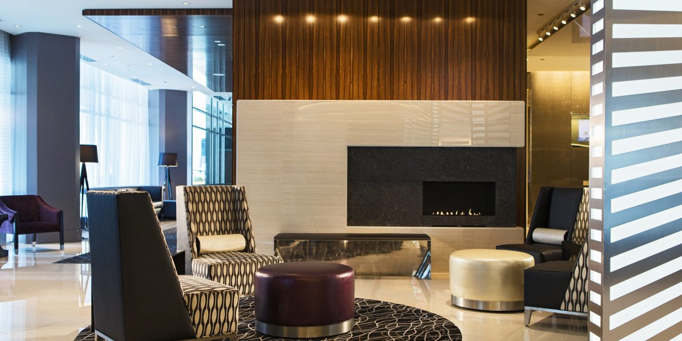 Hip Lounge Luxury Modern Lobby living room property condominium home lighting flooring Suite