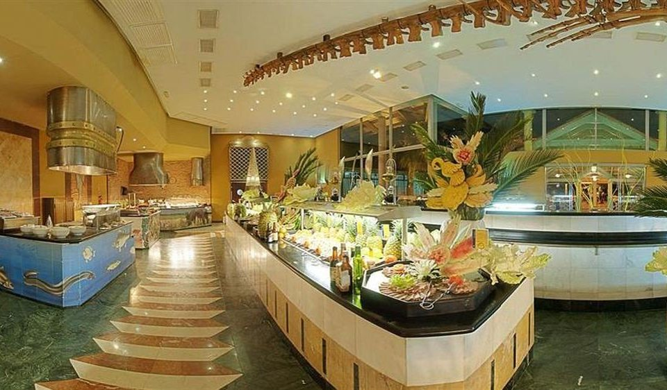 Hip Lounge Luxury Modern Lobby property function hall restaurant Resort buffet palace
