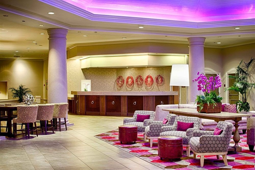 Hip Lounge Luxury function hall Lobby ballroom banquet convention center auditorium conference hall colored