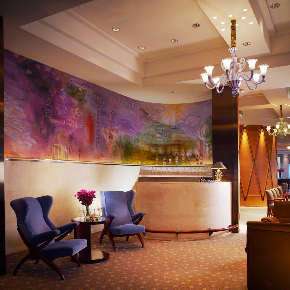 Hip Lounge Luxury Modern Lobby living room home restaurant