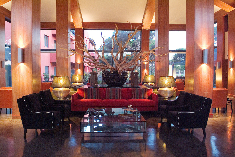 Hip Lounge Luxury Modern property Lobby living room Resort restaurant