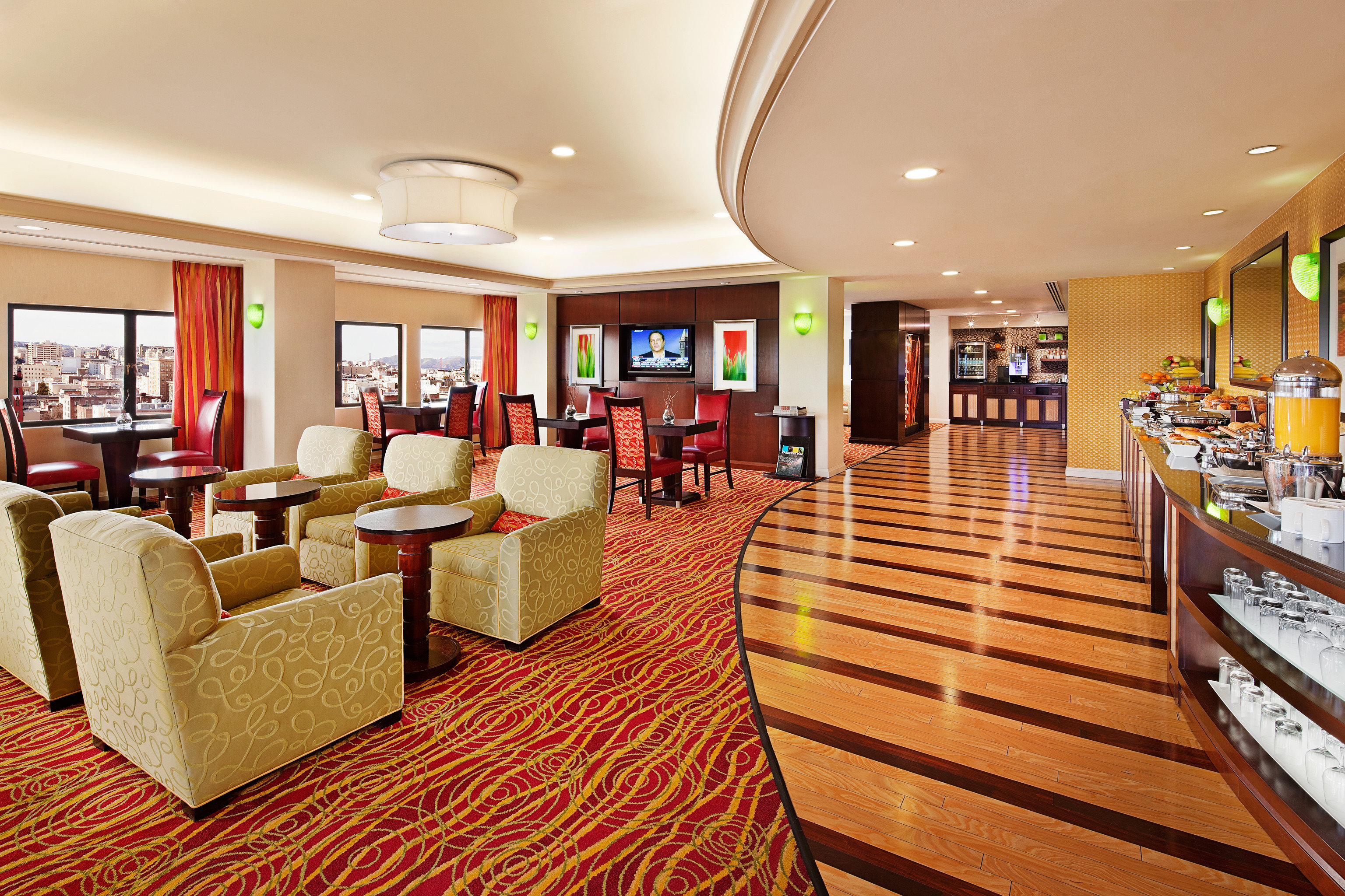 Hip Lounge Luxury Modern chair Lobby Resort function hall recreation room conference hall convention center restaurant flat