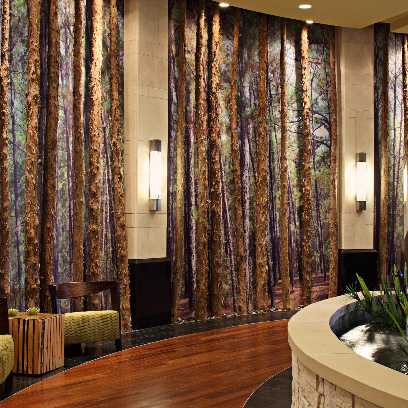 Hip Lobby Lounge Luxury Modern curtain textile home window treatment living room Suite material