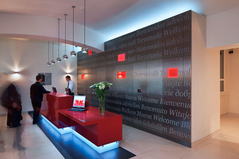 Hip Lobby Lounge Modern exhibition tourist attraction