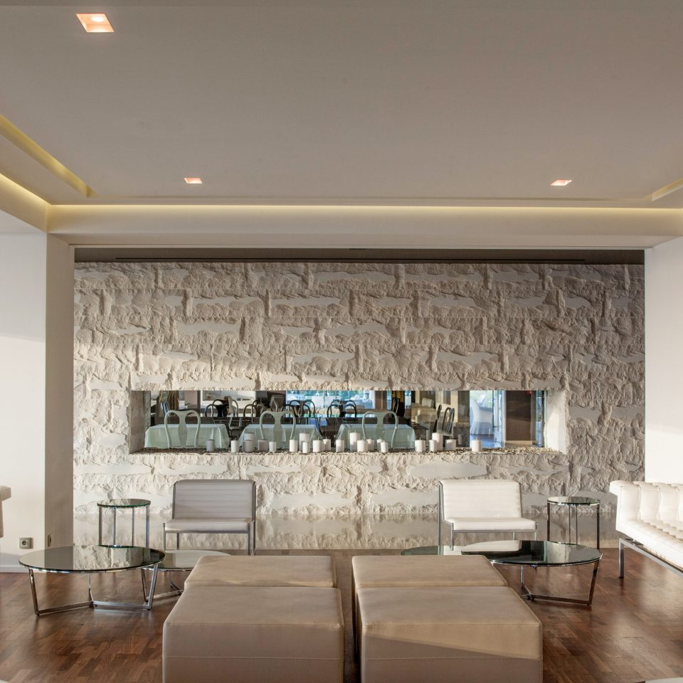 Hip Lobby Lounge Modern property living room home lighting condominium hard