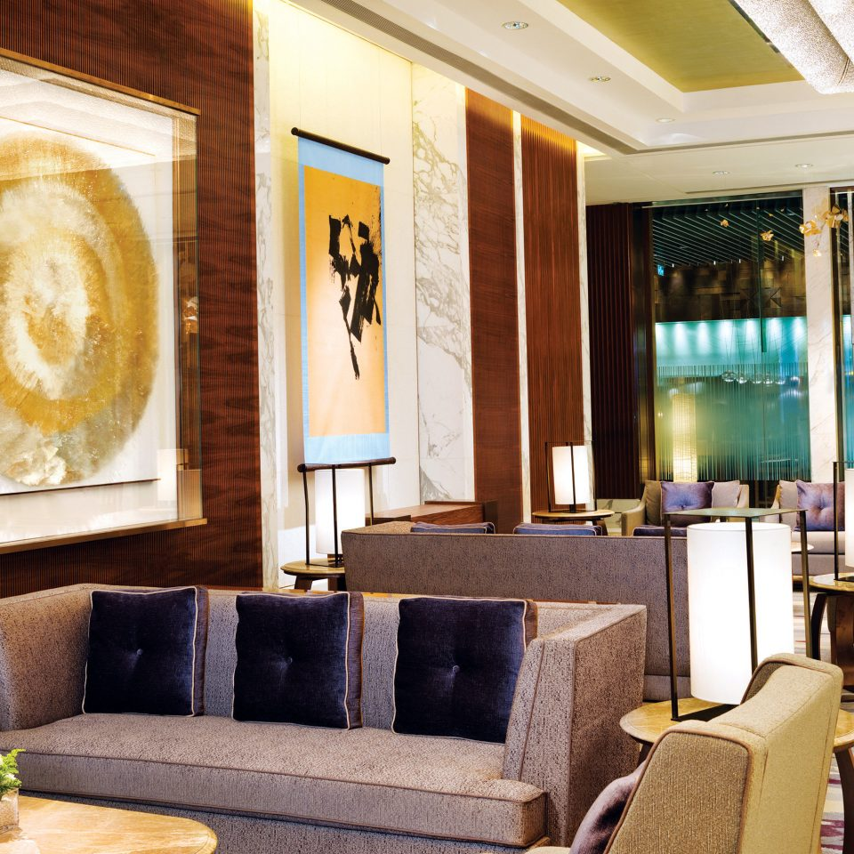 Hip Lounge Modern living room Lobby Suite home restaurant