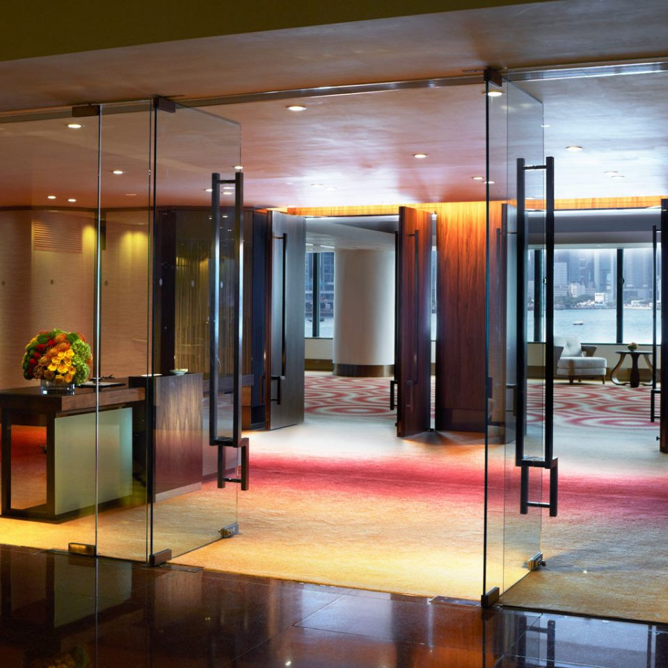 Hip Lobby Modern lighting condominium