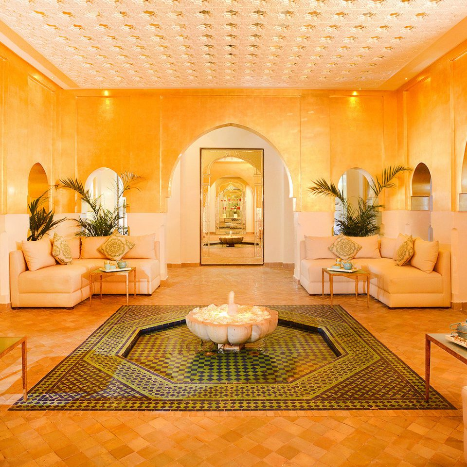 Hip Party Spa property Suite Resort living room Villa Lobby orange mansion
