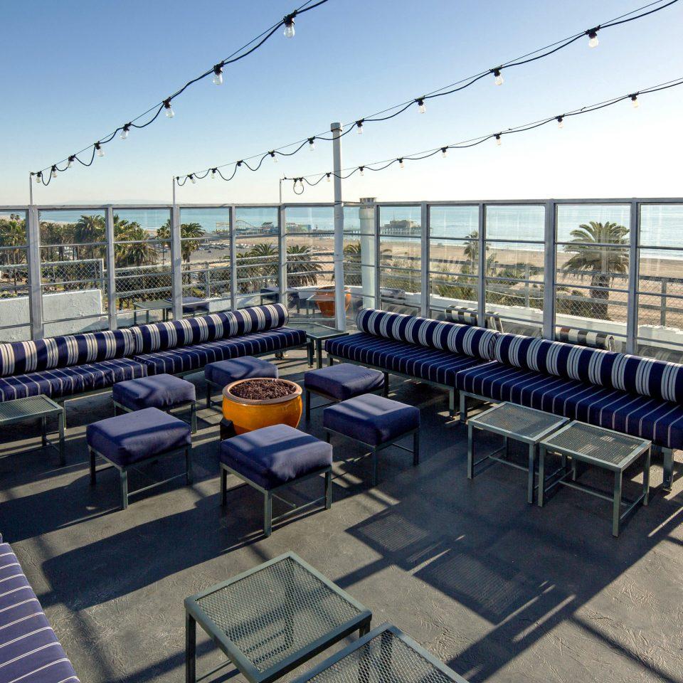 Hip Lounge Luxury sky transport structure sport venue walkway vehicle stadium arena dock metal