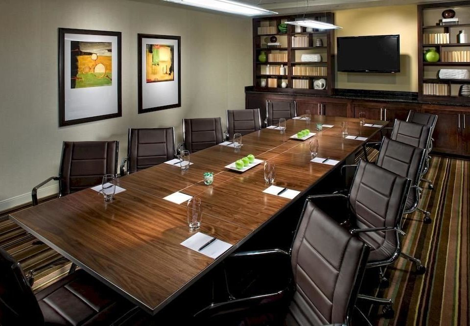 Hip Lounge Luxury property recreation room conference hall leather dining table