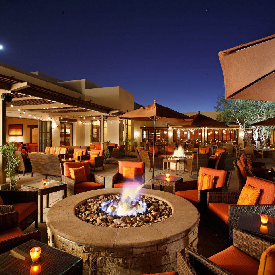Hip Lounge Luxury Modern Resort restaurant